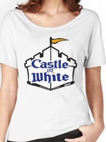 Castle Of White Women's Relaxed Fit T-Shirt