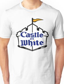 Castle Of White Unisex T-Shirt