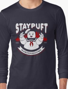 STAYPUFT MARSHMALLOWS Long Sleeve T-Shirt