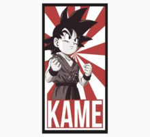 KAME - Dragon Ball One Piece - Long Sleeve