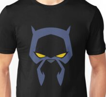 Animated Cat-lover Superhero (Negative) Unisex T-Shirt