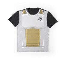 Vegeta New Torso Shirt Graphic T-Shirt