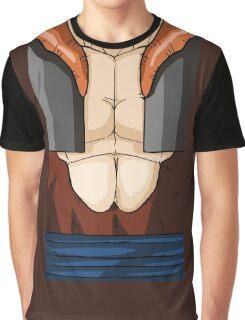 Gogeta Super Saiyan 4 Torso Shirt Graphic T-Shirt