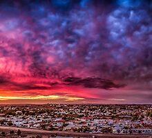 Fire Sky by tbgphoto