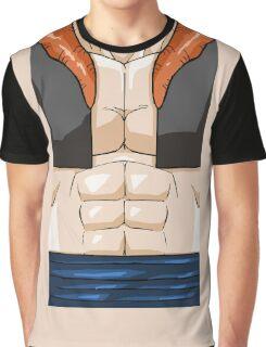 Gogeta Torso Shirt Graphic T-Shirt