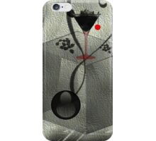 Black and white-  Art + Products Design  iPhone Case/Skin