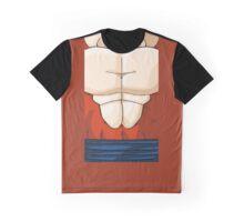 Super Saiyan 4 Torso Shirt Graphic T-Shirt