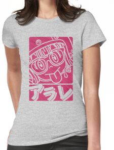 Ncha!! Womens Fitted T-Shirt