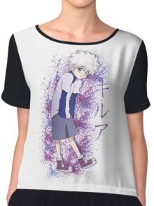 Kirua - Hunter x Hunter Chiffon Top