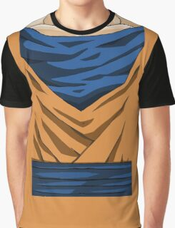 Goku Torso Shirt Graphic T-Shirt