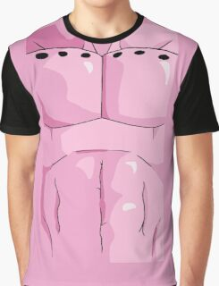 Majin Buu Torso Shirt Graphic T-Shirt
