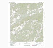 USGS TOPO Map Alabama AL Reform SW 304930 1966 24000 Kids Tee