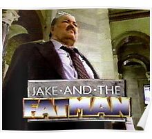 Jake and the Fat Man Poster