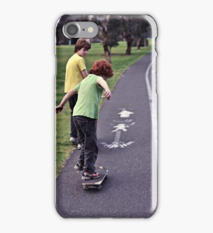 cool move bro iPhone Case/Skin