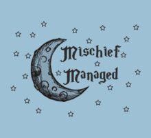 Mischief Managed One Piece - Short Sleeve