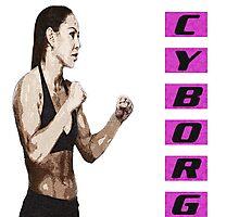 MMA Cris Cyborg Photographic Print