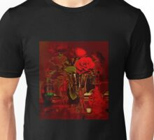 In Red Unisex T-Shirt