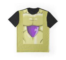 Golden Frieza Torso Shirt Graphic T-Shirt