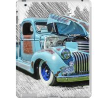 Cool Old Pickup Truck iPad Case/Skin