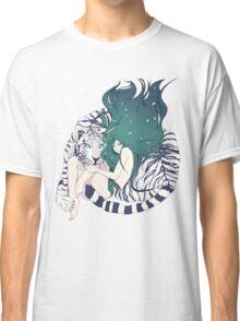 Frosty Goddess  Classic T-Shirt