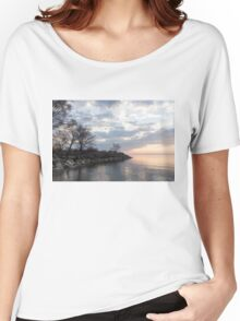 Lakeside Peace And Tranquility Women's Relaxed Fit T-Shirt
