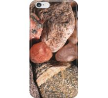 I LOVE ROCKS iPhone Case/Skin