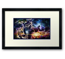 Starshocker Transmutation Framed Print