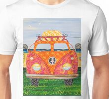 Combie Campers (Orange) Unisex T-Shirt