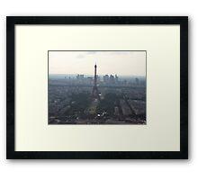Photographs from France Framed Print