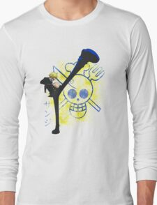 Sanji - One Piece Long Sleeve T-Shirt