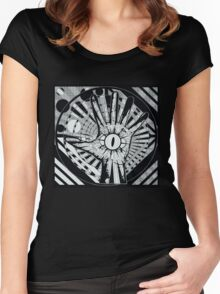 HAND OF THE ARCHON 2 Women's Fitted Scoop T-Shirt