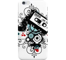 Love Letters of the 90's iPhone Case/Skin
