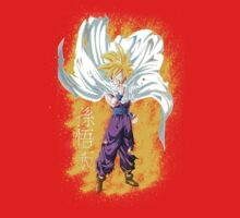 Son Gohan SSJ - Dragon Ball One Piece - Long Sleeve
