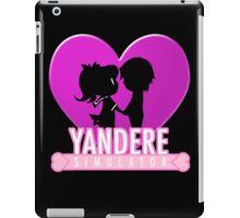 Yandere Simulator - Yandere Love Print iPad Case/Skin