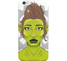 Goblin Bust iPhone Case/Skin