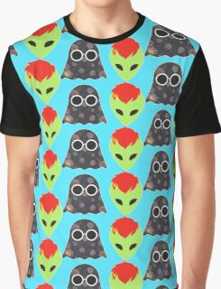 Tyler and Spooky Jim Graphic T-Shirt