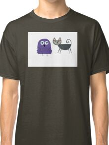 The Owl and the Pussycat Classic T-Shirt