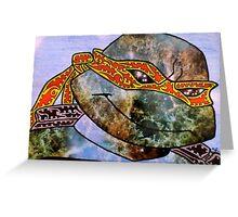 TurtleT Greeting Card