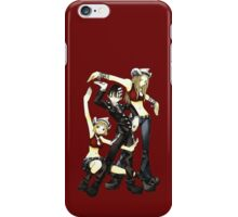 Soul Eater - Death the Kid's Squad iPhone Case/Skin