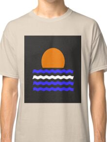 Simple Sunset Classic T-Shirt