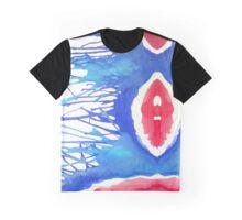 Watercolor Improv Graphic T-Shirt