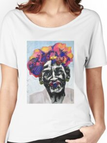 Charo of Havana Women's Relaxed Fit T-Shirt