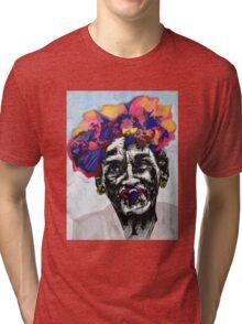Charo of Havana Tri-blend T-Shirt