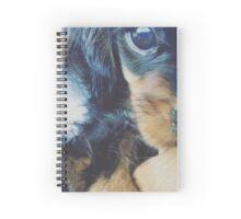 Pup's New World Spiral Notebook