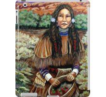 Shaman's Daughter, Margaret  iPad Case/Skin