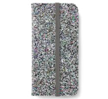 White Noise in the Face of Dragons iPhone Wallet/Case/Skin