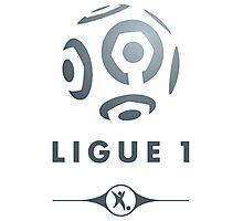 Ligue Un/1 Logo Photographic Print