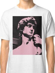 Michelangelo's David Classic T-Shirt