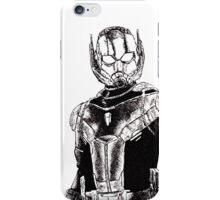 Ant-Man Civil War art iPhone Case/Skin