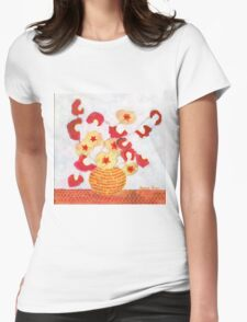 In Bombay Womens Fitted T-Shirt
